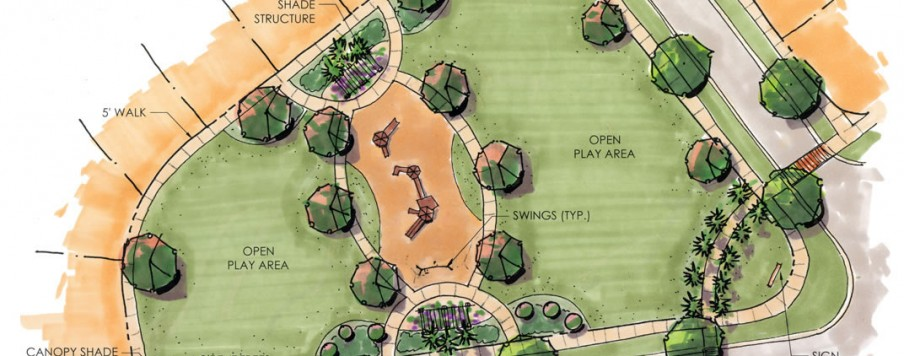 Millennia Park-big cypress park